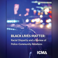 Black Lives Matter: Racial Disparity and a Review of Police-Community Relations